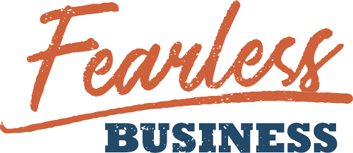 Fearless Business Logo